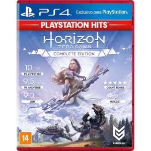 [APP] Jogo Horizon Zero Dawn: Complete Edition - PS4