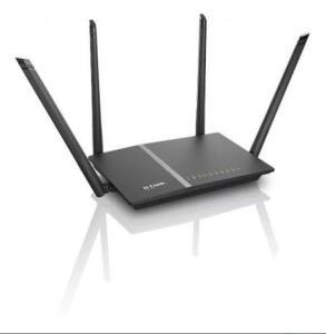 Roteador Wireless D-Link Gigabit Dual Band AC1200 | R$170