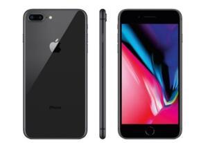 iPhone 8 Plus Cinza Espacial 256Gb