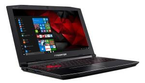 Notebook Gamer Acer Predator Helios 300 G3-572-70MG i7-7700HQ + SSD R$4804