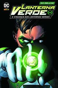(Amazon Prime)Livro, Lanterna Verde - A Vinganca Dos Lanternas Verdes