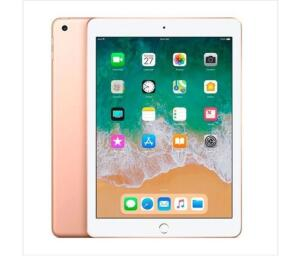 iPad Apple 6ª Geração MRMO2CLAA Tela 9.7 32GB Câmera 8MP1.2MP WI-FI Dourado