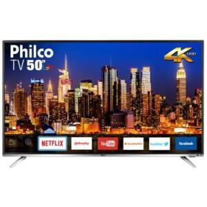 "[CC Americanas] Smart TV Philco 50"" Led PTV50F60SN 4K - R$1439"