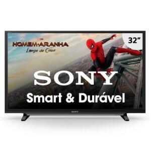 Smart Tv Sony 32 Polegadas KDL-32W655D/Z R$ 809