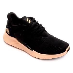 Tênis Adidas Alphabounce RC 2 Feminino - Preto e Creme R$200