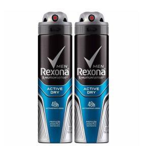 4 desodorante rexona | R$13