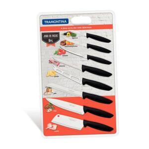 Conjunto de facas Tramontina | R$29