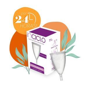 Inciclo Coletor Menstrual - Modelo A e Modelo B R$50