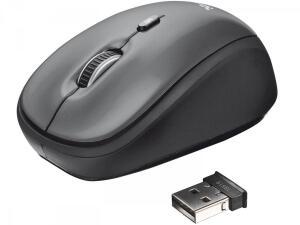 Mouse Óptico Sem Fio Yvi - Trust | R$23