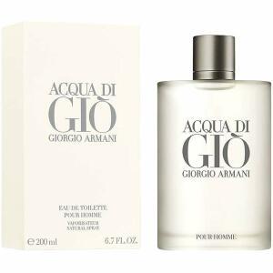 [Martketplace] Perfume Acqua di Giò Masculino Giorgio Armani EDT 200ml R$409