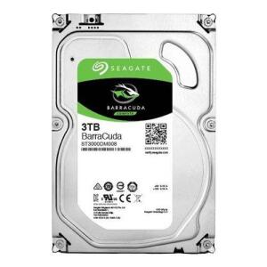 (CC Americanas) HD 3TB Seagate BarraCuda 3.5'' - 7200rpm - St3000dm008