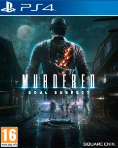 Murdered: Soul Suspect PS4 - PSN - R$8