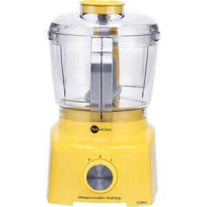 Miniprocessador Multitop Amarelo Fun Kitchen | R$90