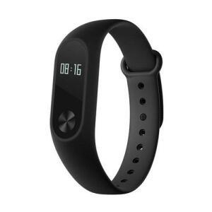Relógio Xiaomi Mi Band 2 Smart Watch para Android iOS - Preto - R$84