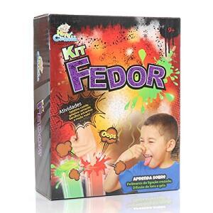Kit Fedor - Hora Da Ciência | R$50