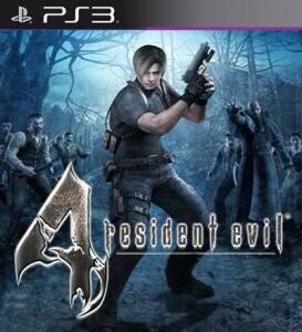 Jogo: Resident evil 4 ps3 | R$10