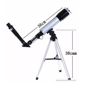 Telescópio Refratário Luneta Constellation Greika F36050TX | R$110