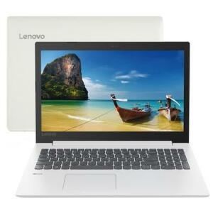 [KABUM] Notebook Lenovo IdeaPad 330, Intel Core i5-8250U, 4GB, 1TB, Linux, 15.6´, Branco
