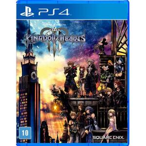 Game Kingdom Hearts III - PS4 - Lojas Americanas