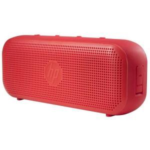 Caixa Bluetooth HP S400 4W Vermelha