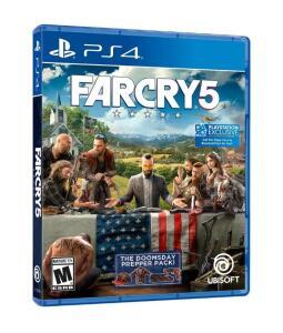 Far Cry 5 PS4/XONE - Retirar na Loja | R$47