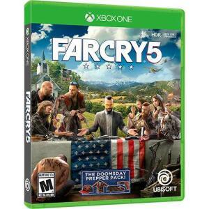 (RETIRAR NA LOJA) Game Far Cry 5 - XBOX ONE