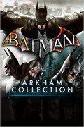 Game Batman: Arkham Collection Xbox