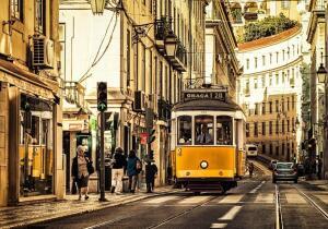 Voos para Lisboa, saindo de Fortaleza, por R$2.017