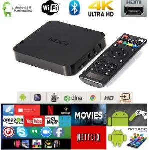 Kit Aparelho Conversor Smart Box Tv Android 8.1 2Gb Ram 16Gb | R$112