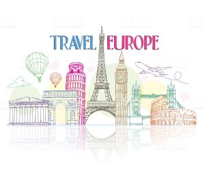 Amsterdam, Londres e Paris, saindo do Rio de Janeiro, por R$2.645