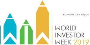 World Investor Week 2019- Cursos Grátis