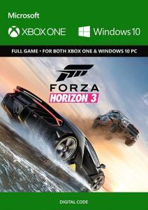 Forza Horizon 3 - Standard Edition - R$65