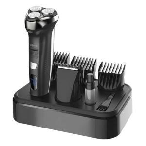 [50% AME - R$R$ 138] Barbeador Elétrico Ga.ma Italy 3 Lâminas Bivolt - Gsh 950 W&d