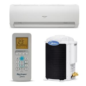 Ar Condicionado Split 9000 BTUs Springer Midea 38KQX09S5 R$1.129