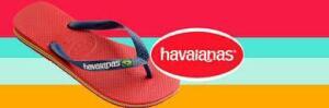Sandálias Havaianas a partir de R$ 9