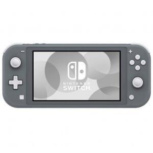 Console Nintendo Switch Lite 32GB Cinzento - R$1576