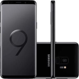 Smartphone Samsung Galaxy S9  r$ 1729