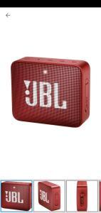 Caixa de Som Bluetooth Portátil à prova dágua - JBL GO 2 3W