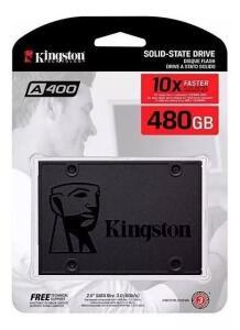 SSD 480gb Kingston A400 | R$299