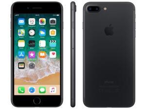 iPhone 7 Plus 32GB Preto Matte - R$2542