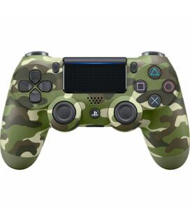 [C.C Submarino + AME Por R$179] Controle Dualshock 4 Green Camouflage - PS4 - R$187