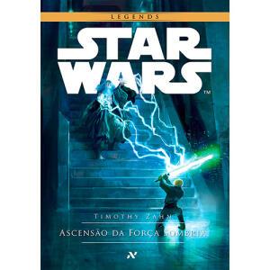 Livro Físico - Star Wars: Ascensão da Força Sombria