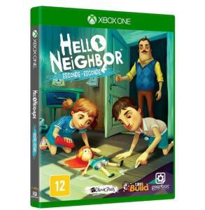 [Primeira Compra] Hello Neighbor - Xbox One - R$30