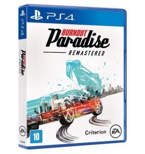 Burnout Paradise - PS4 [Primeira Compra]