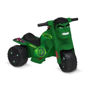 [R$192 AME (70% de volta)] Moto Elétrica Hulk 6v Bandeirante | R$639