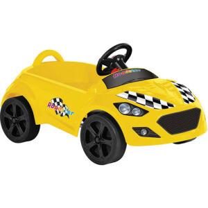 [AME 70%] Carro Roadster Amarelo - Bandeirante R$ 204