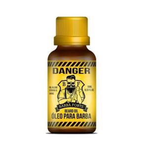 Óleo Para Barba Danger Barba Forte 10ml por R$8,71