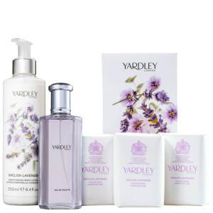 Kit Yardley English Lavender (3 Produtos) R$132