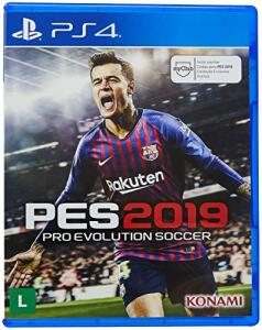 PES 19 PS4 Mídia física por R$40