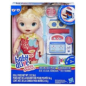 Boneca Baby Alive Meu Forninho Hasbro Loira R$125